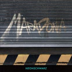Neonschwarz Albumcover
