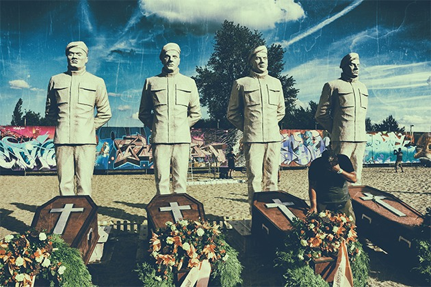 Splash K.I.Z. Denkmal
