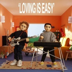 REX ORANGE COUNTY - Loving Is Easy feat. Benny Sings