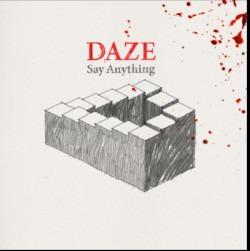 daze Albumcover