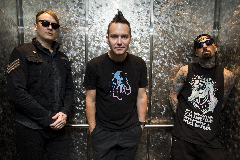 Kaum eine andere Band steht so für Pop-Punk wie Blink-182
